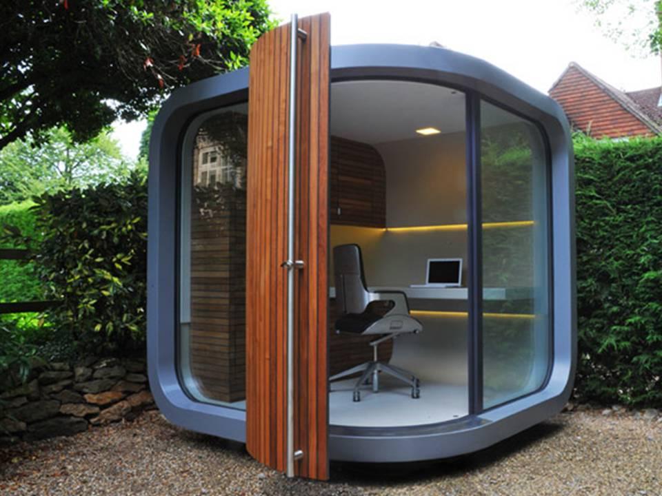 Groene Penthouses: Green Cube / Office Cube.  Groendak