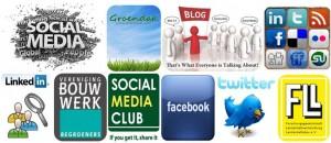 Nieuwe sociale media & groendak info