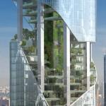 Architecten zijn gek op groene daken.