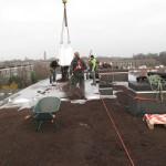 Een duurzame VVE: groen dak op de flat.