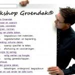 Workshop 'Groendak aanleggen'