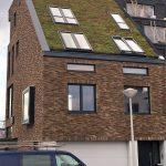 Opbouw schuin dak