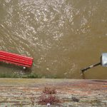 Voorkom overstromingen in de straat